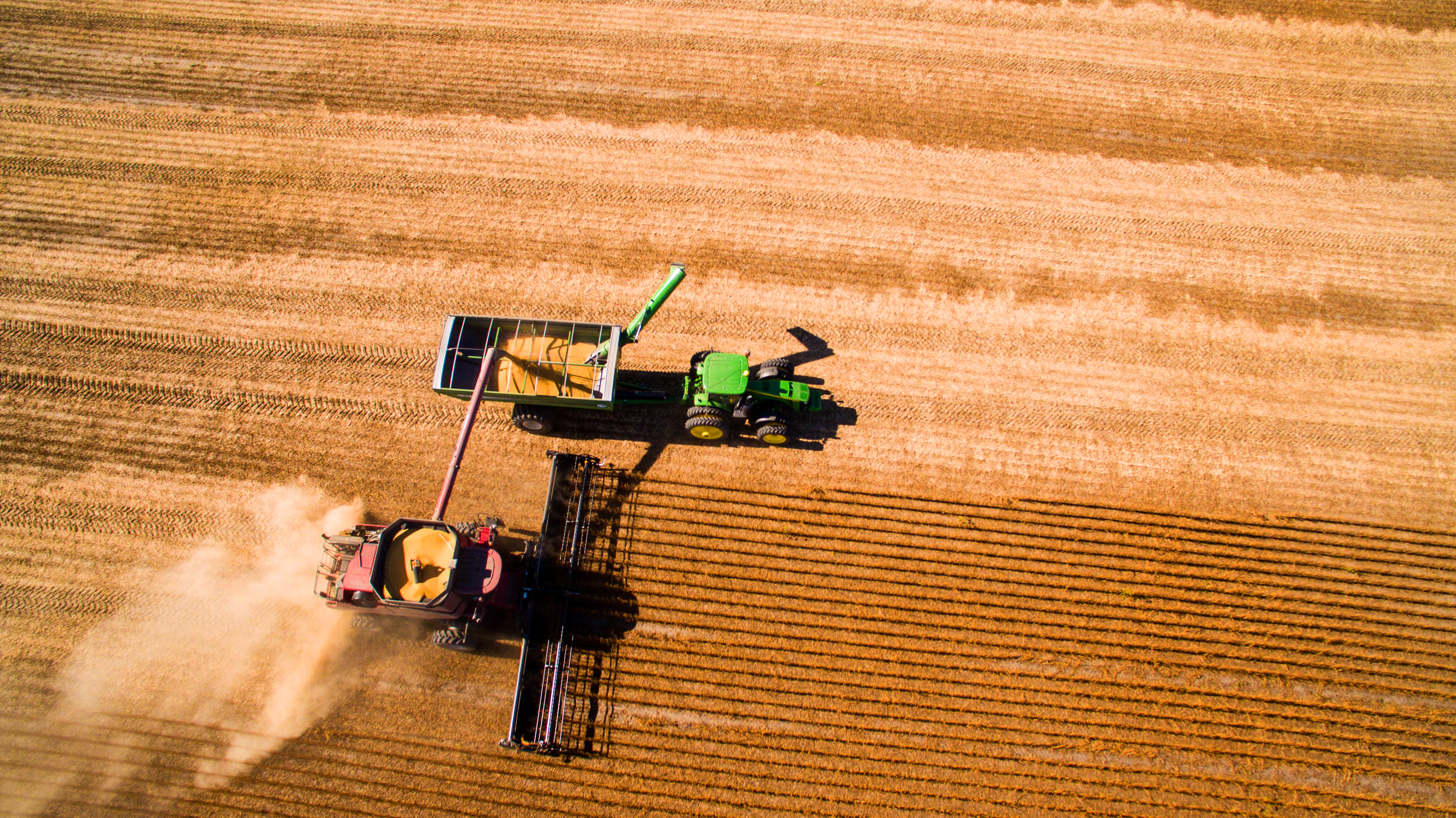 Match data from Agrimatics Aero with your existing Harvest Profit account.
